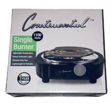 Continental Electric CE23309 Single Burner 1100 Watt Coil Heating Element NEW