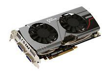 MSI N560GTX-Ti Geforce GTX 560 Ti HAWK 1 GB PCI-E   #32113