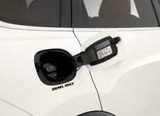 4x Diesel Only funny car van, bumper, windows, lorry JDM vinyl decal sticker