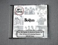The Beatles CD MP3 Format - 200 Digitally Re-Mastered Hits, Over 15 Albums,