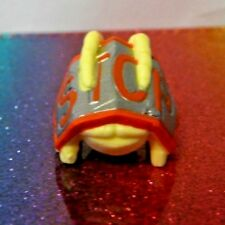 Flush Force Series 1 #139 DEAD STOP Yellow Mini Figure Mint OOP
