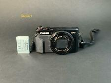 Canon PowerShot G7 X Mark II 20.1-Megapixel Digital Video Camera - 1066C001