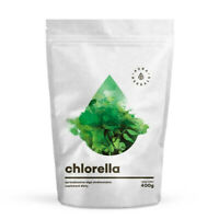 Chlorella Powder 400g Natural Detox Cleanse Superfood - Broken Cell Wall