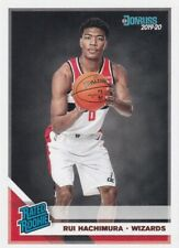 2019-20 DONRUSS RATED ROOKIE RC RUI HACHIMURA WASHINGTON WIZARDS - F1209