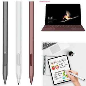 For Microsoft Surface Pro 7/6/5/4 Active Stylus Magnetic Smart Rechargeable Pen