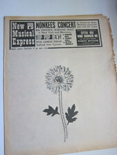 NME 6/24/67 Monkees Hendrix Who Sandie Shaw Animals Small Faces Action