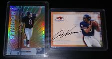 1999 TOPPS FINEST REFRACTOR ROOKIE CARD CADE MCNOWN #165 2000 FLEER AUTOGRAPHICS