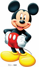 MICKEY MOUSE-CLASSIC RED LIFE SIZE STAND UP FIGURE CARTOON WALT DISNEY ANIMAL!!!