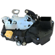 Front Left 931-303 Door Lock Actuator Assembly For Chevy GMC Cadillac 2007-2009