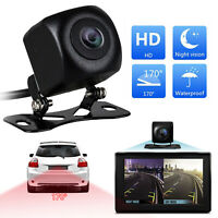 170° HD Car Rear View Reverse Back up Camera Waterproof Night Vision For All Car