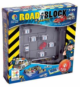 Road Block Game - Multi Level Logic Educational Game