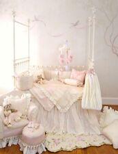 Glenna Jean AVA 6 Piece Crib Set Baby Bedding New In Retail Packaging
