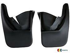 NEW GENUINE VW SHARAN 03-10 REAR MUD FLAPS SPLASH GUARD PAIR 7M0075101A