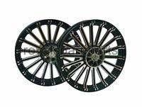 Royal Enfield GT 650 & Interceptor 650 Erado Front & Rear Alloy Wheel Rim Set