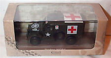 Dodge WC54 US Army Ambulance Atlas 1-43 scale new in case