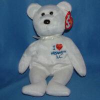 MWMT Ty Beanie Baby LA I Love Bear Show Exclusive 2004