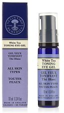 Neal's Yard Remedies White Tea Eye Toning Gel 10ml. BBE 05/20