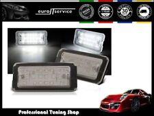 ÉCLAIRAGE DE PLAQUE PRFI01 FIAT 500 / 500C 2007 2008 2009 2010- LED