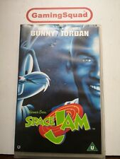 Space Jam BIG BOX VHS Video Retro, Supplied by Gaming Squad