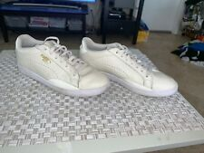 Puma Match Lo Marshmallow Sneakers Womens size 8