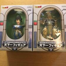 Dragon Ball Tenkaichi Figure Unifive Vegeta Nappa Lot 2 Set Plush Doll Son Goku