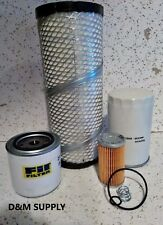 Kubota M4900 M5700 MX5000 Tractor Filter service maintenance kit