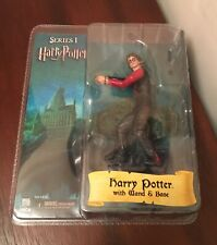 "NEW Harry Potter with Wand and Base Series 1  Neca 7"" Figure / NIP"