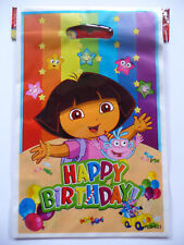 DORA THE EXPLORER BIRTHDAY PARTY  LOOT/LOLLY BAGS PK8