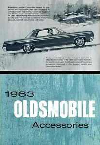 Oldsmobile 1963 Accessories