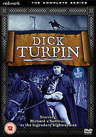 Dick Turpin - The Complete Series 1 & 2 -----5-Disc DVD Boxset