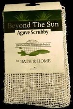 Handwoven Ayate Cloth~Agave Bath Cloth/ Dish Pad~Biodegradable