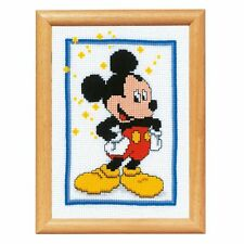 VERVACO  0014670  Disney  Mickey Mouse  Broderie  point de croix  compté