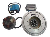 VESPA PX ELECSTART Stator & Flywheel SET KIT 12V Zündung Polrad PX 150 LML