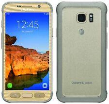 Samsung Galaxy S7 Active SM-G891A - 32GB - Sandy Gold - AT&T