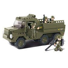 Camion trasporto - Costruzioni Mattoncini Militari Sluban M38-B0301 230 pezzi