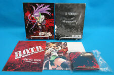 High School of the Dead Collector's Edition Blu-Ray DVD Combo Pack with Extras
