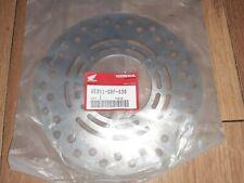 NOS HONDA CR 80 85 R  1996 - 2007 FRONT BRAKE DISC 45351-GBF-830 EVO CR80R CR85R