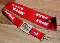 The Evil Within Very Rare Promo Lanyard with Bottle Opener Xbox One 360 PS3 PS4