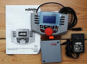 Märklin 60653 Mobile Station 2 + 60113 Anschlußbox + 66201 Trafo
