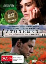 Atonement (DVD, 2008)