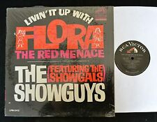 The Showguys Livin' It Up with Flora The Red Menace RCA 3412
