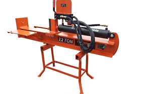 Heavy Duty Tractor Mounted 22 Ton Log Splitter / Wood Processing / Forestry / UK