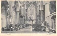 uk25421 salisbury cathedral  real photo uk