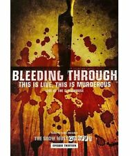BLEEDING THROUGH - This Is Live, This Is Murderous DVD