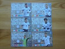 EURO 2020 LIMITED SET 6 CARD GERMANY CAN,GNABRY,GINTER,BRANDT,KIMMICH,NEUER
