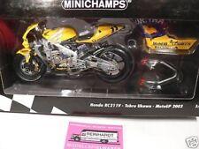 1/12 Minichamps Honda RC211V MotoGP 2003 Tohru Ukawa