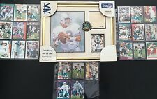 Dan Marino Bundle - Limited Edition Kelly Russell Print & 23 Football Cards