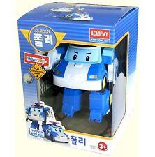 "ACADEMY 83171 ROBOCAR POLI Transforming Toy Robot Series ""POLI"" 4.3in"