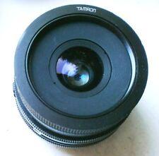Tamron Canon FD Mt f/2.5 28mm Lens AE1 A1 F1 AV1 AL1 AT1 T50 T70 Excellent Cond