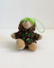 "3"" Paddington Bear World Travel Plush Teddy Doll Toy Series - Rome, Italy"